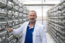 El profesor Gabriel Acién, nuevo director de la Cátedra Cajamar de Bioeconomía