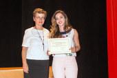 Un pigmento de una microalga gana el premio Fin de Carrera de COITAAL