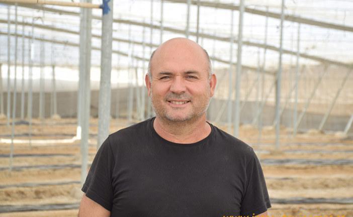 Juan Cabeo, candidato a presidir CASI. Una mañana en su finca