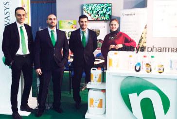 Los fertilizantes a la carta de Novasys en Madrid