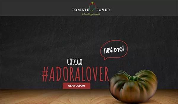Tomate Lover Adora de HM Clause.