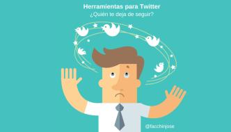 ¿Quieres saber quién no te sigue en Twitter y por qué te dejan de seguir?