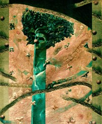 Josef Achrer Za šaška 110 x 135 cm