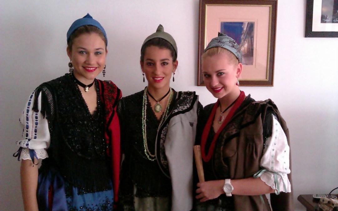 REINAS 2012