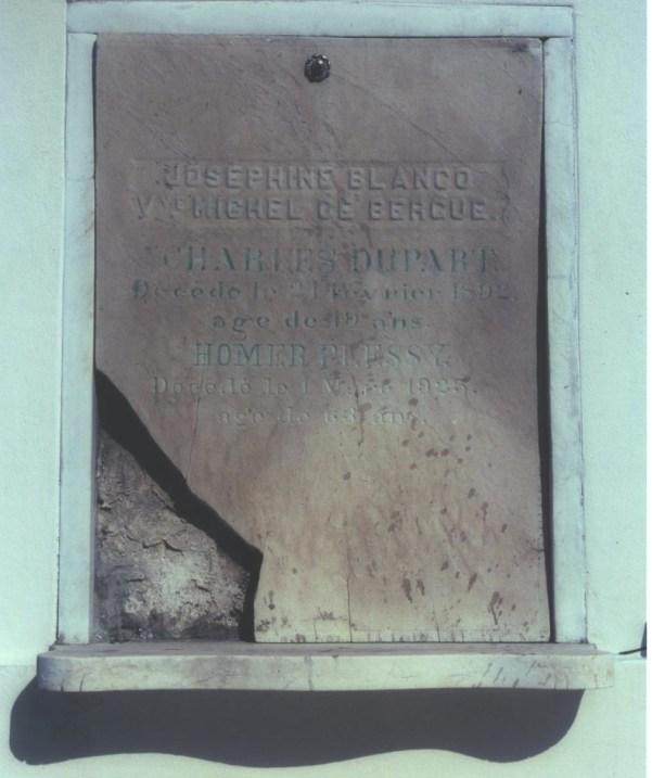 Kunhardt Homer Plessy Grave