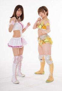 Natsumi and Riho
