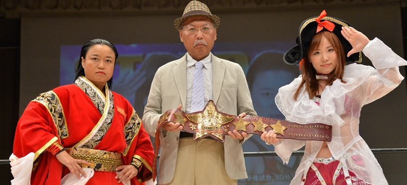 "Stardom ""Galaxy Stars 2015"" on 6/14/15 Review"