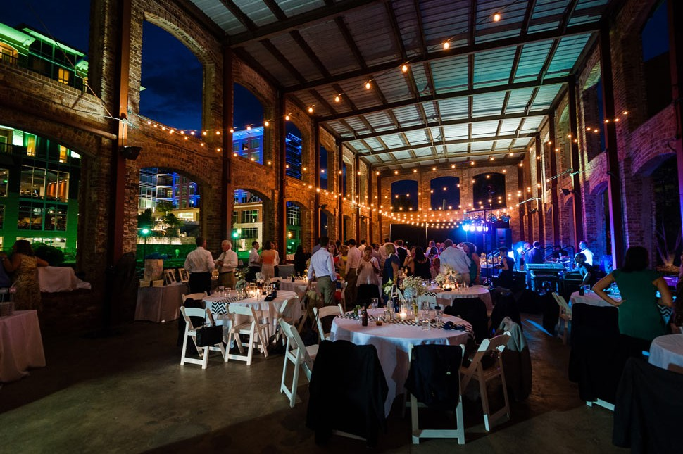 Bad Setup Wyche Pavilion Wedding Photos And Information | J. Jones