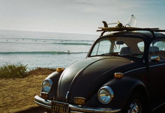 Josh Soskin Photography Herbie the Beach Bug