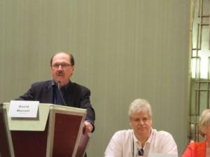David Morrell, the creator of RAMBO