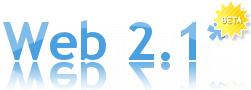 Web 2.1 Logo