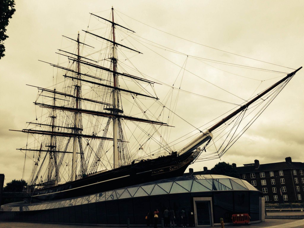Cutty Sark Visiting The Cutty Sark In Greenwich England The Rigsblog
