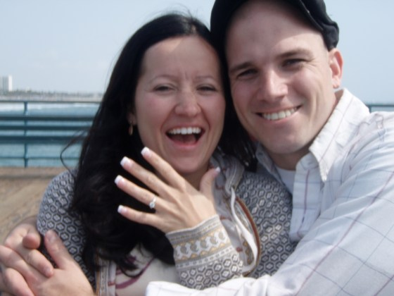 2007: Engaged!