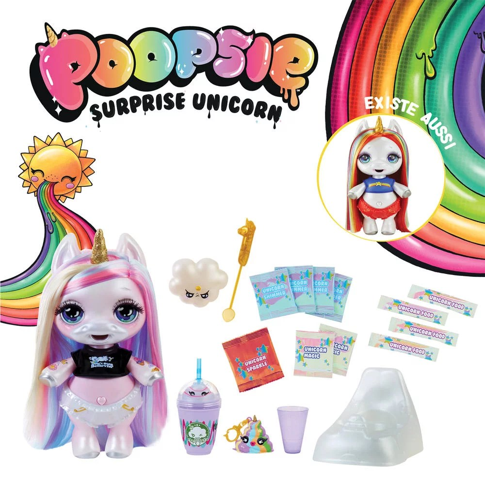 Magasin Jouet Le Mans Poopsie The Magical Unicorn Doll