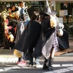 ハロウィンの仮装する意味