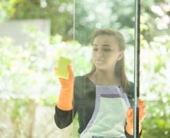 窓ガラスの掃除どうしてる?外側と内側の掃除方法!掃除道具は?