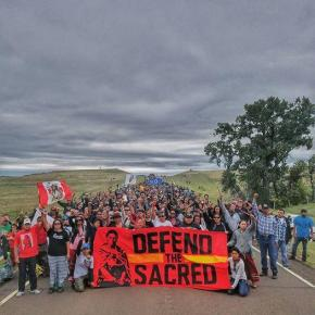 Big U.S. Networks Ignore Epic Native Protest