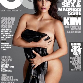 Kim Kardashian West dominated GQ's 10th anniversary
