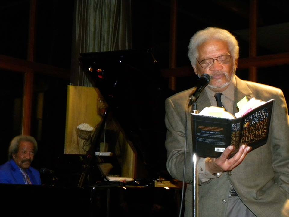Ishmael Reed-reads