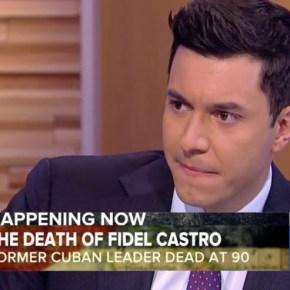 Castro Polarizing in Death, as in Life