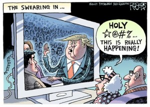 ©2017 Rob Rogers/Pittsburgh Post-Gazette. Reprinted with permission.