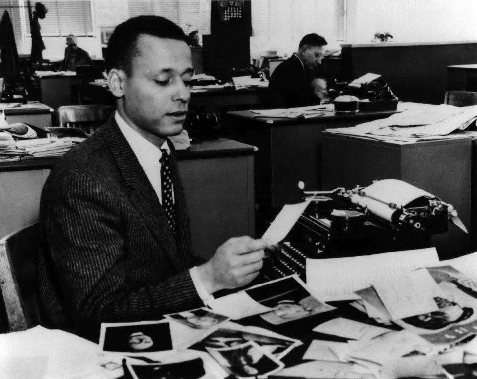 William Hilliard in 1950 (Credit: Oregonian)