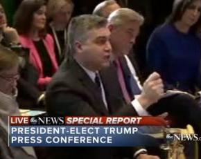 Who Came to Jim Acosta's Defense?