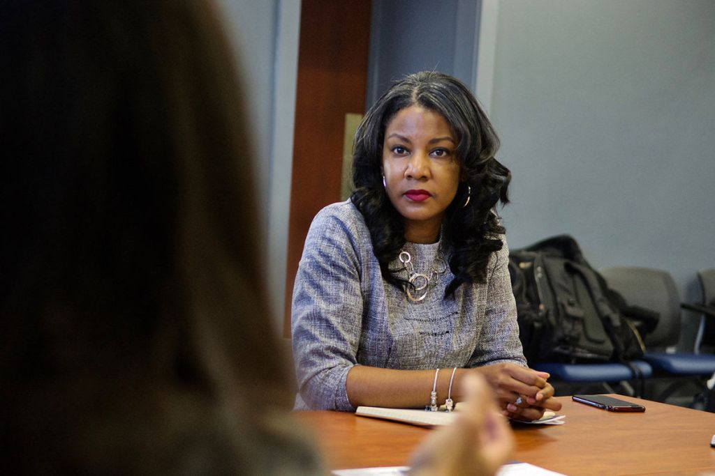 Tishaura O. Jones (Credit: Wiley Price/St. Louis American)