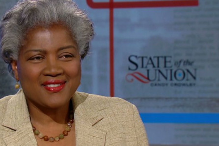 Donna Brazile was a CNN commentator until last summer.