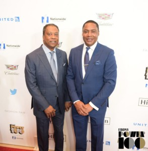 Michael Gibson, left, and Willard Jackson of Clear View Group. (Credit: Clear View Group)