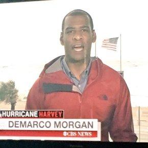 All Hands on Duty for Hurricane Harvey