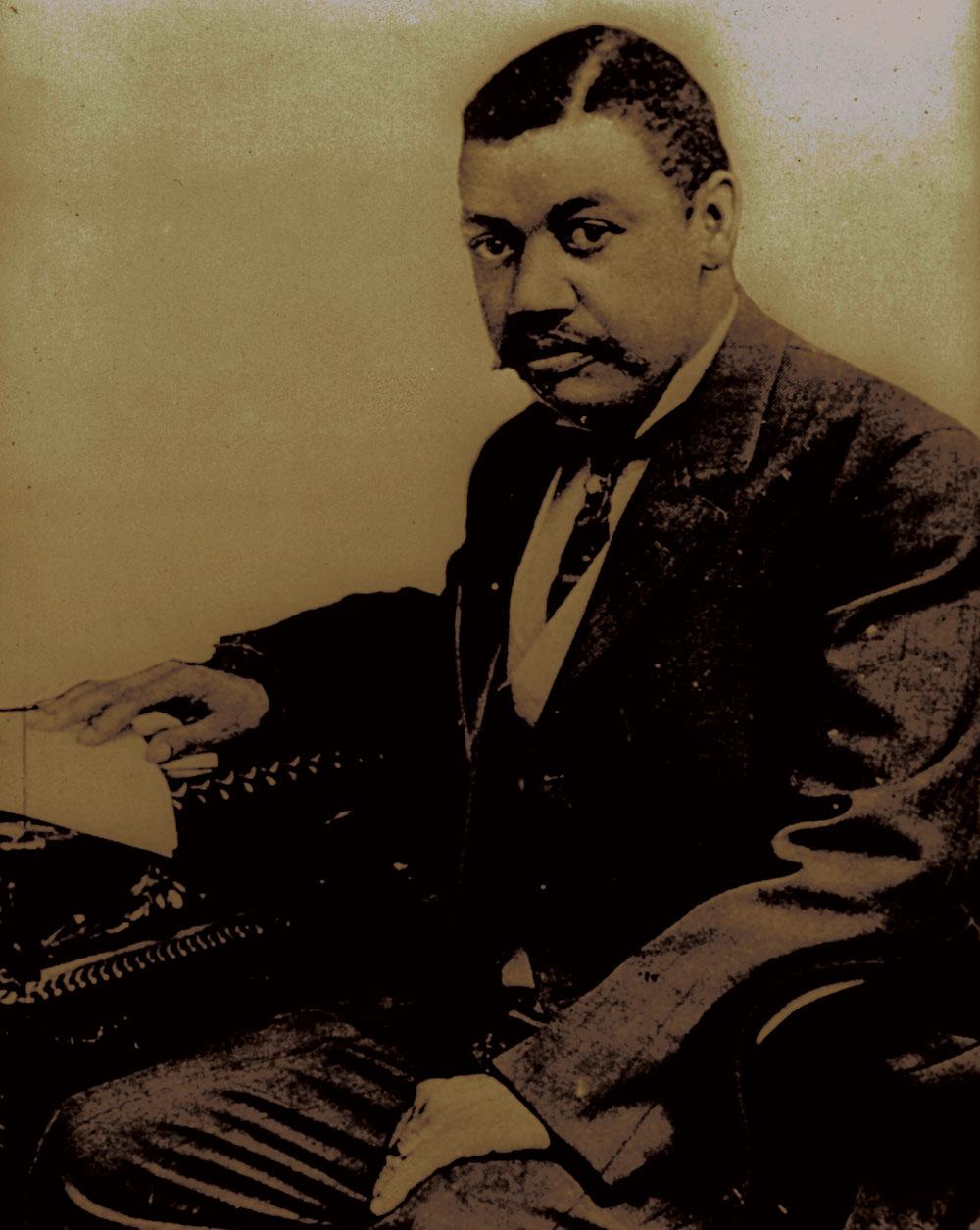 John Mitchell Jr. (Credit: Valentine Richmond History Center)