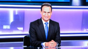 "Jose Diaz-Balart was named in 2016 to anchor the weekend ""NBC Nightly News."""