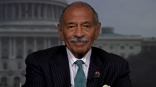 John Conyers (Credit: Democracy Now!)