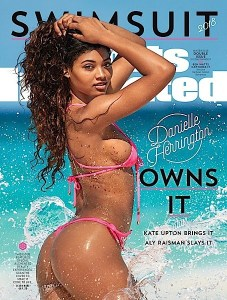 Sports Illustrated's latest swimsuit issue.
