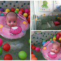 Baby Spa for Ziva
