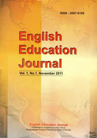 English Education Journal
