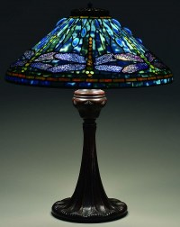 Gavels 'n' Paddles: Tiffany Dragonfly lamp, $142,200 ...