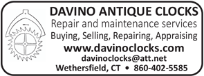 Davino Antique Clocks