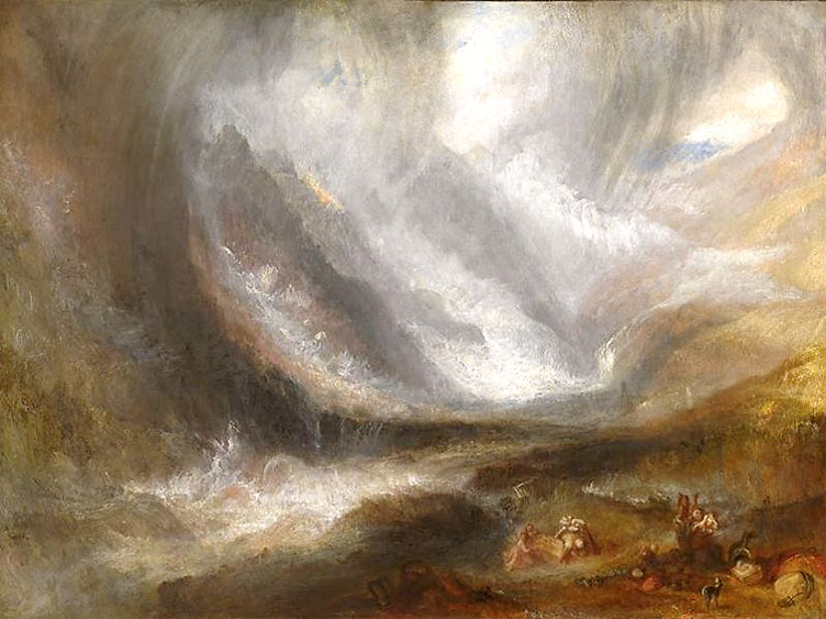 Pure And Original Turner And The Mystery Of The Sea