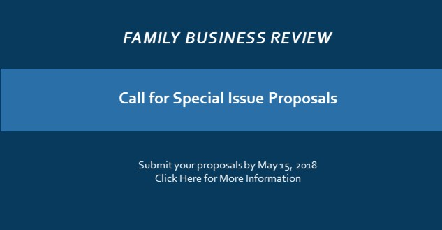 Family Business Review SAGE Journals