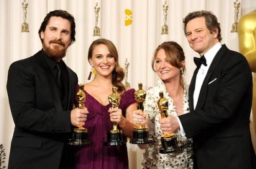 """Победители церемонии """"Оскар"""""""