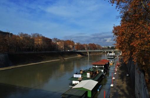 Река Тибр