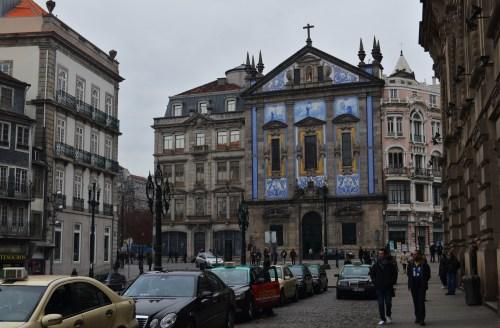 Порту отличается от всех европейских городов.