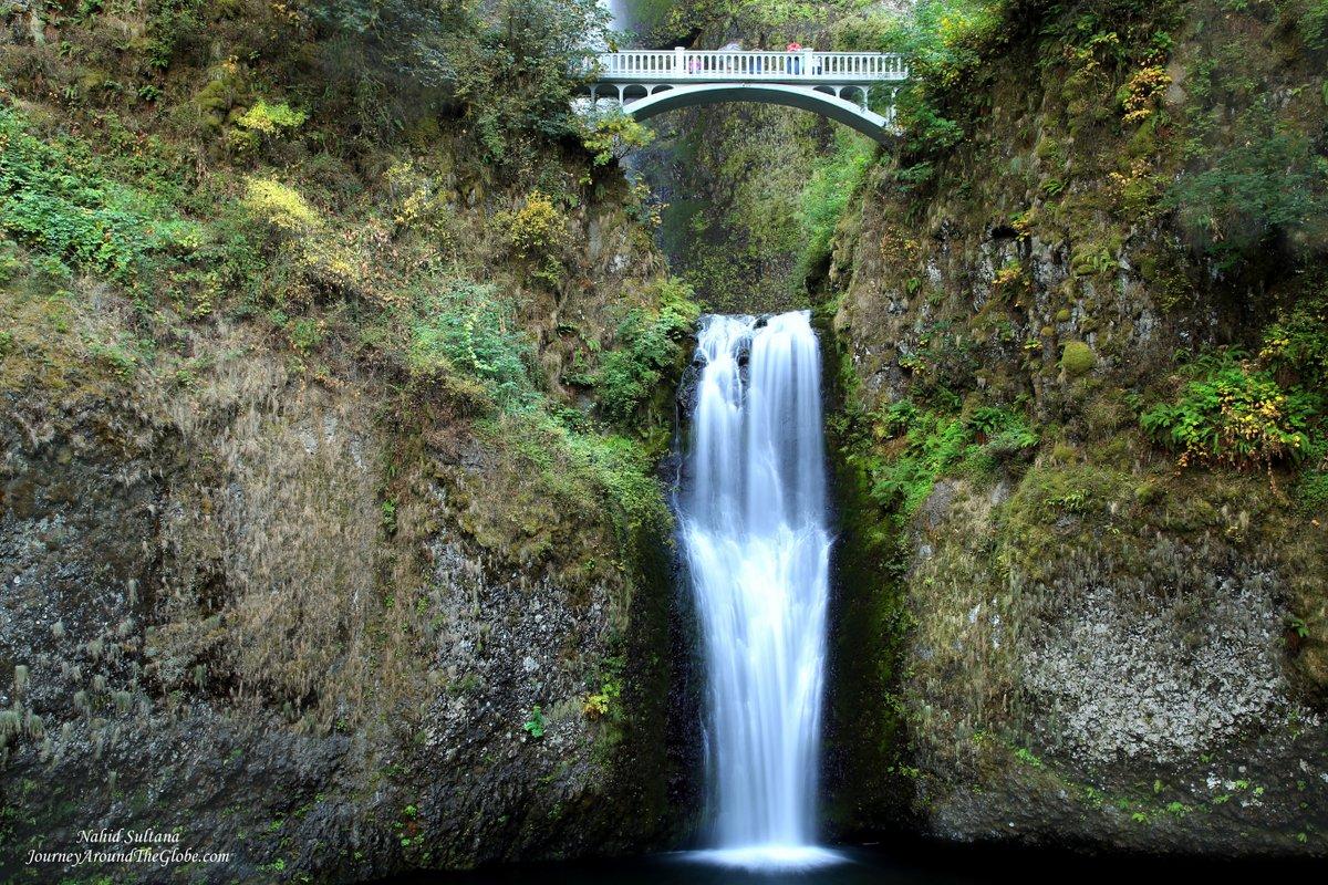 Multnomah Falls Oregon Wallpaper Multnomah Falls Historic Columbia River Hwy Journey