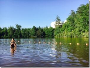Lake Powhatan 1