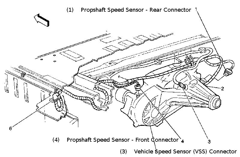 vss wiring diagram 94 astro