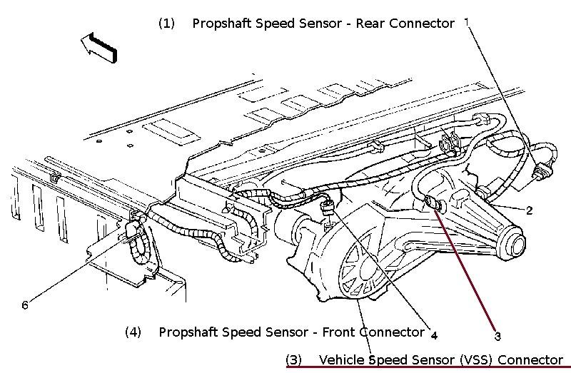 2005 astro van wiring diagram