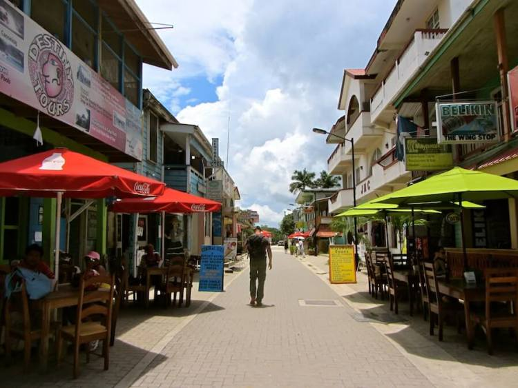Burns Avenue San Ignacio, Belize