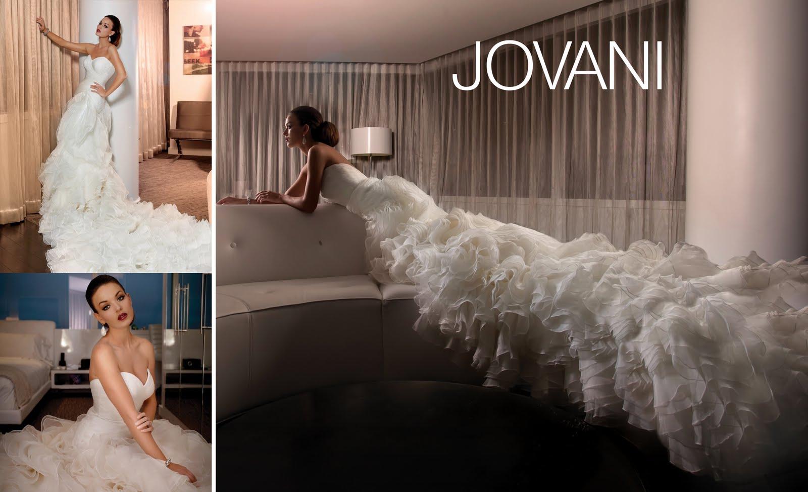 2 jovani wedding dress